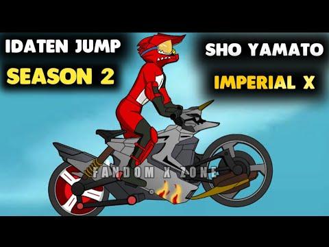 Idaten Jump Season 2 | Idaten Jump Season 2 Episode 4 in Hindi 1 | Idaten Jump in Hindi | Sho Yamato