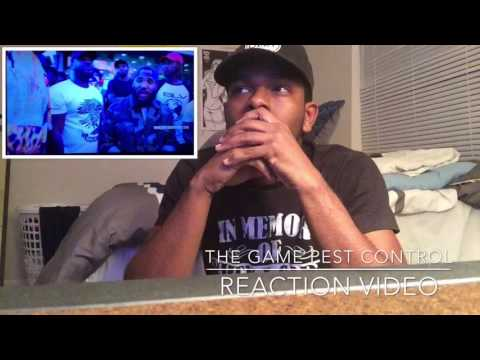 """The Game """"Pest Control"""" (Meek Mill Diss) (WSHH Exclusive - Official Music Video) Reaction Video"""