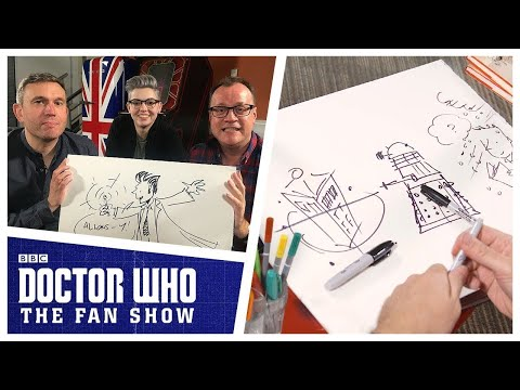 Doctor Who: The Fan Show Celebrates National Poetry Day!