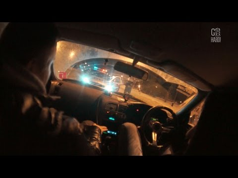 !GO HARD! - Shabba (R33 Onboard Drifting Video) + POLICE problems