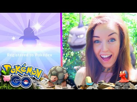 🍄 ADVENTURE WEEK! 🌾 *4* NEW POKEDEX ENTRIES! 🔥 - Pokemon GO! (видео)