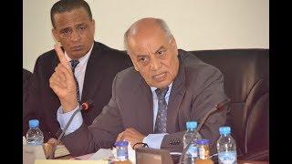 عامل إقليم تاوريرت في لقاء تواصلي مع أعضاء المجلس الجماعي العيون سيدي ملوك