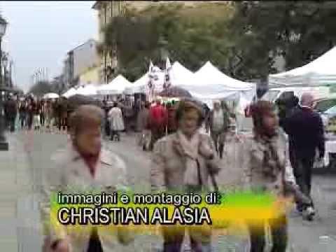 La Festa Barocca e l' XI Mostra dell'Artigianato d'Eccellenza (видео)