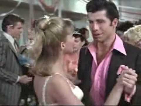 Parodia de John Travolta