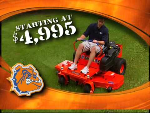 "Bad Boy Mowers ""What makes a Bad Boy Better"" Commercial"