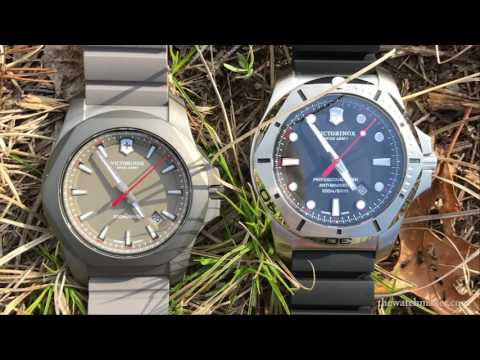 Victorinox INOX Swiss Army Overview