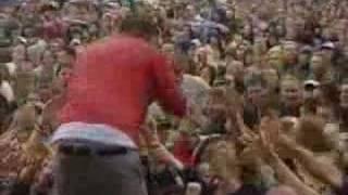 "Deftones : Bizarre festival 1998 ""Lotion"""
