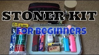STONER KIT FOR BEGINNERS | STONER ESSENTIALS by Alondra Bravo