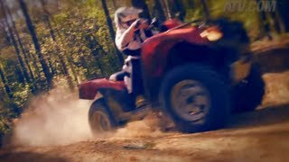 10. 2012 Honda FourTrax Foreman 4x4 Review