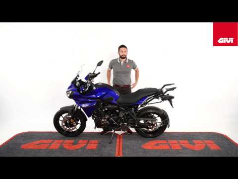 Specific accessories for Yamaha MT_07 Tracer