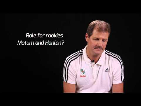 Pre-season Interview: Coach Gintaras Krapikas, Zalgiris Kaunas