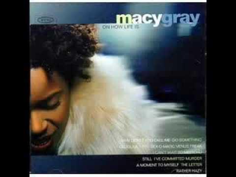 Tekst piosenki Macy Gray - Caligula po polsku