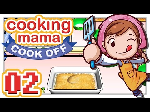 Cooking Mama: Cook Off - Bonus! - Part 2 - Friends And Food