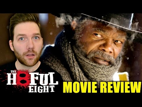 The Hateful Eight - Movie Review (видео)