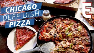 Chicago's Best Deep-Dish Pizza, According to Locals —Open Road by Eater