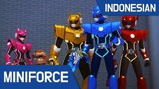 Video [Indonesian dub.] MiniForce S1 EP 25 : Menyelamatkan DR. Tao MP3, 3GP, MP4, WEBM, AVI, FLV Juli 2018