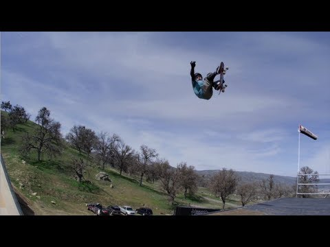 1080 - Watch as 12-year old Tom Schaar takes us through the process of landing the first ever 1080 while skating the MegaRamp at Woodward West in Tehachapi, CA. htt...