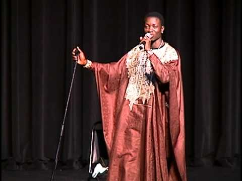 Michael Blackson pt 1 of 4.mpg