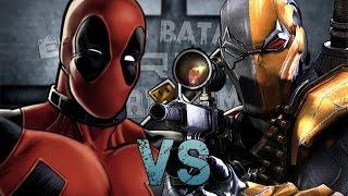 Deadpool vs Deathstroke. Épicas Batallas de Rap del Frikismo T2 | Keyblade