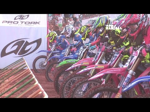 Copa Pro Tork Minas Gerais de Motocross - Jean Ramos Campeão MX1 - Ibirité