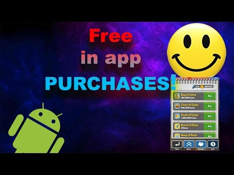 Free In App Purchases FOR ANDROID *ROOT NEEDED* LUCKY PATCHER USED IN VIDEO