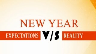 New Year's Eve is the worst! The pressure is too real! It is one of those nights that you are super excited about and then… #ExpectationsVsReality #RealityCheck
