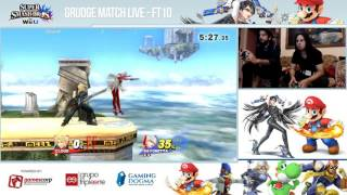 SSB4 – Grudge Match Live – DantelinkX (Bayo) vs SIN | .Exe (Cloud) FT10 (Dom. Rep.)