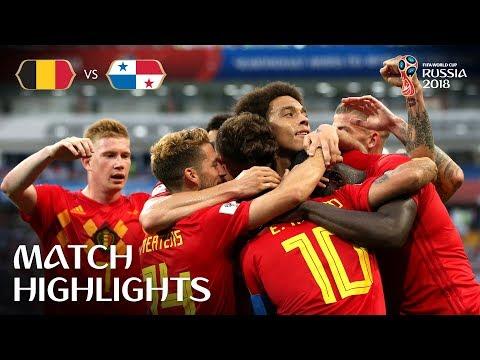 Belgium v Panama - 2018 FIFA World Cup Russia™ - Match 13 (видео)