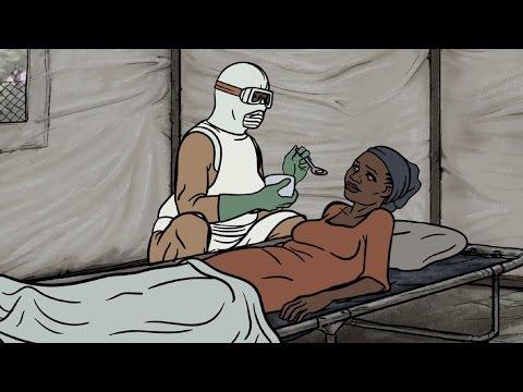 Ebola het verhaal
