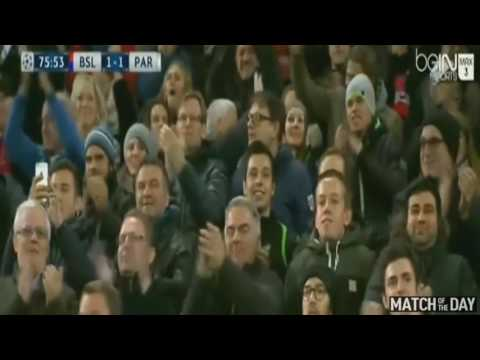 Basel vs Paris Saint-Germain 1-2 - All Goals & Extended Highlights - Champions League 01/11/2016 HD