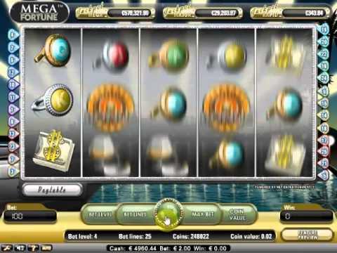 Mega Fortune – Progressive Jackpot slot