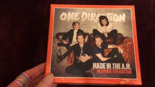 One Direction - Made In The A.M. (Japanese Ultimate Fan Edition) (w/