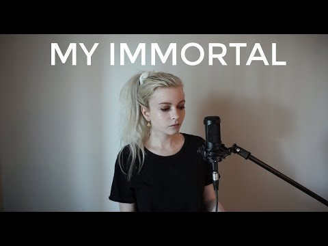 My Immortal - Evanescence (Holly Henry Cover)