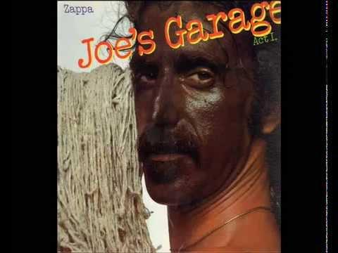 Frank Zappa   Joe's Garage Acts I, II & III Full Album]