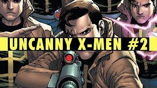 X-Men Disassembled Part 2|Uncanny X-Men #2 Review