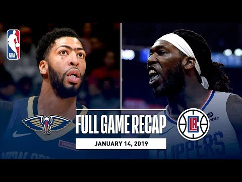 Video: Full Game Recap: Pelicans vs Clippers | Anthony Davis Records 46 Points & 16 Rebounds