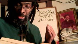 Pt5 HAILE SELASSIE'S AMHARIC BIBLE (Rev. 5:5)&81 Books: How EOTC Tampered With His Majesty's Work?