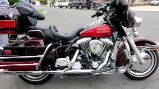 4. 1991 Harley Electra glide