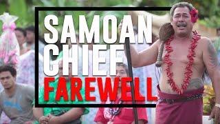 Uncle Luatua Fetalaiga funeral highlight from the Village of Lotoso'a Saleimoa Western Samoa... Luatua Fetalaiga 1926 - Feb 2014.