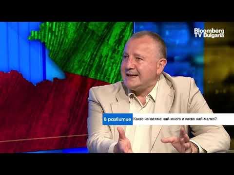 Проблемът на България е, че изнасяме труд, а не продукти