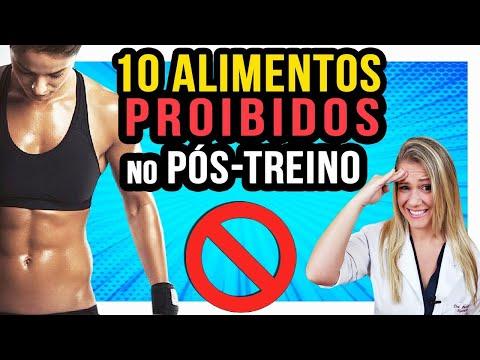 Nutricionista - 10 Alimentos que Você Não Deve Comer no Pós-Treino [ERROS COMUNS]