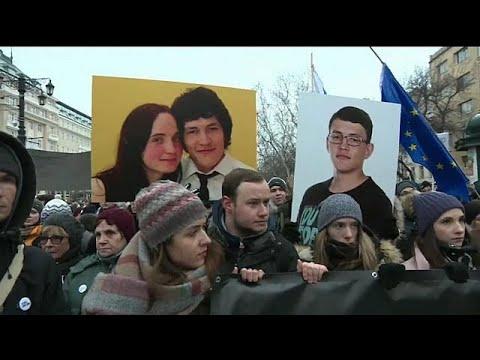 Journalistenmord: Slowakischer Staatspräsident forder ...