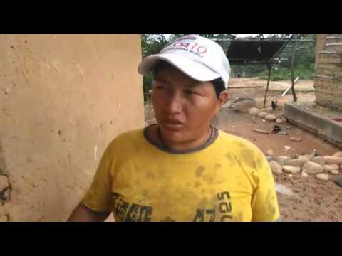 """""""Nosotros dormimos en el piso"""": Habitante Coyaima"""