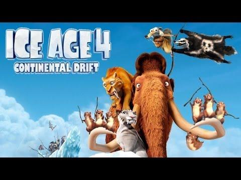 L'Age de Glace 4 : La D�rive des Continents - Jeux de l'Arctique ! Wii