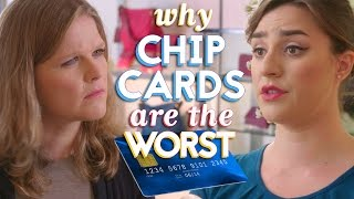 This Sketch Nails Why We Hate Using the Credit Card Chip Reader