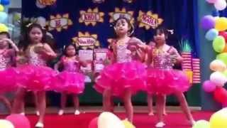 Khai mạc hội thi bé khoẻ bé ngoan mầm non Tự An