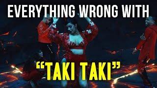 "Video Everything Wrong with DJ Snake - ""Taki Taki ft. Selena Gomez, Ozuna, & Cardi B"" MP3, 3GP, MP4, WEBM, AVI, FLV Oktober 2018"