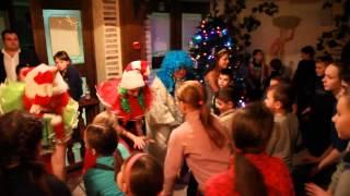 Зубренок, зима 2015, кафе «Лидо» (видео №4)