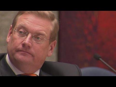 Παραιτείται ο Ολλανδός υπουργός Δικαιοσύνης- Προεκλογικό πλήγμα για την κυβέρνηση