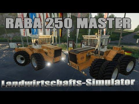 Raba 250 Master v1.0.0.0